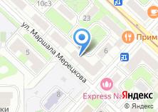 Компания «Ансамбль жилых домов-памятник истории и культуры на октябрьском поле» на карте