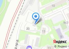 Компания «3N-AUTO» на карте