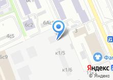 Компания «Дёке Экстружн» на карте