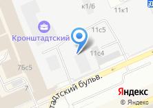 Компания «Феерия.ру» на карте