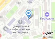 Компания «ГЕОСТРИМ» на карте