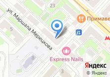 Компания «Калинка-Мода» на карте
