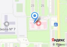 Компания «Долгопрудненская центральная городская больница» на карте