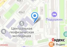 Компания «СтройБизнесАльянс» на карте