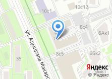 Компания «Nutrafit» на карте