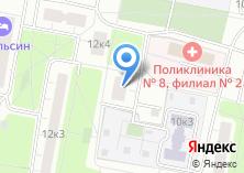 Компания «Моспроект-3» на карте