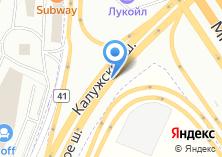 Компания «Такси Люкс» на карте