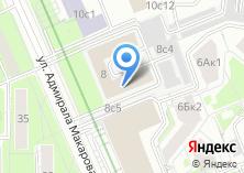 Компания «МегаМед Корпорэйшн» на карте