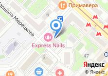 Компания «Маромакс» на карте