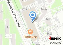 Компания «WebProfiters» на карте