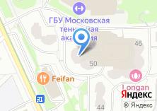 Компания «Инжспецсистем» на карте