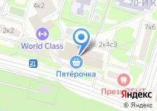 Компания «Ателье-эконом» на карте