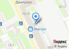 Компания «Нивал Нетворк» на карте