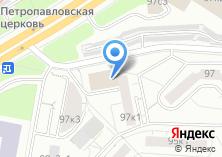 Компания «Российская Реклама» на карте