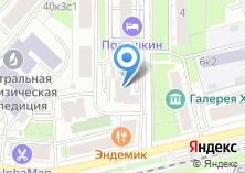 Компания «ТЕКС-МАСТЕР» на карте