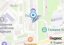 Компания «СИМКЛИН» на карте