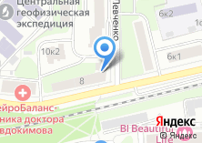 Компания «Фирма КС-Тепло» на карте