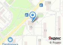 Компания «Калужский» на карте