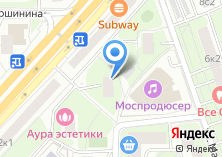 Компания «Мировые судьи района Щукино» на карте