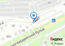 Компания «СКИФ ТРАНС» на карте