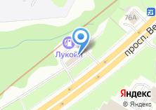 Компания «Шинсервис.ру» на карте