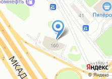 Компания «АвтоГранд» на карте