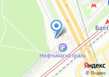 Компания «Клин Кар» на карте