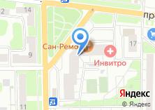 Компания «Vivamama» на карте