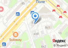 Компания «Сервис-Контакт» на карте