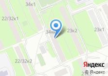 Компания «Адвокатский кабинет Нарижняк И. В.» на карте