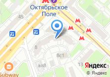 Компания «MSKNorka.RU» на карте