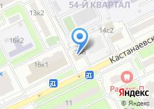 Компания «МосЦентрРитуал» на карте