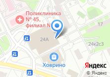 Компания «ДВИ-3» на карте