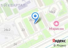 Компания «Мир стекла и зеркал на Багратионовской» на карте