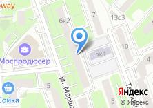 Компания «Customvideo» на карте