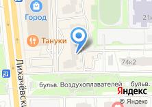 Компания «Remarka» на карте