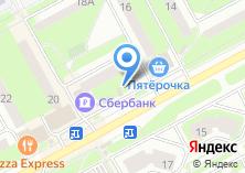 Компания «Снежана-Д» на карте