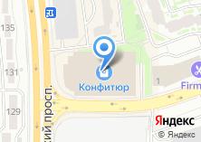 Компания «Алеф» на карте
