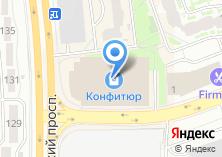 Компания «Хеппимир» на карте