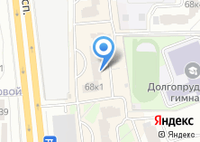 Компания «Витафлор» на карте