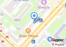 Компания «VIP-99» на карте