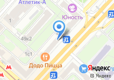Компания «Ткани онлайн» на карте