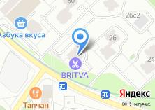 Компания «Детская библиотека №145» на карте