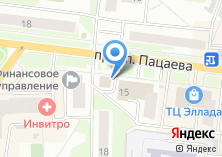 Компания «Двери России» на карте
