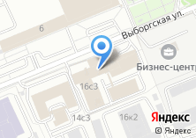 Компания «Керамоград» на карте