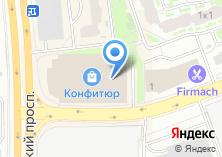 Компания «Фитбар» на карте