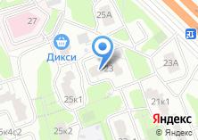 Компания «Мини Ми» на карте