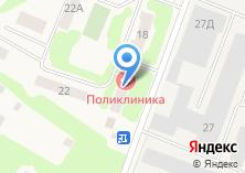 Компания «Некрасовская поликлиника» на карте