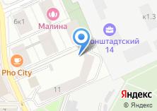 Компания «Allsecond.ru» на карте