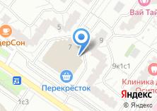 Компания «Строймехавто-65» на карте